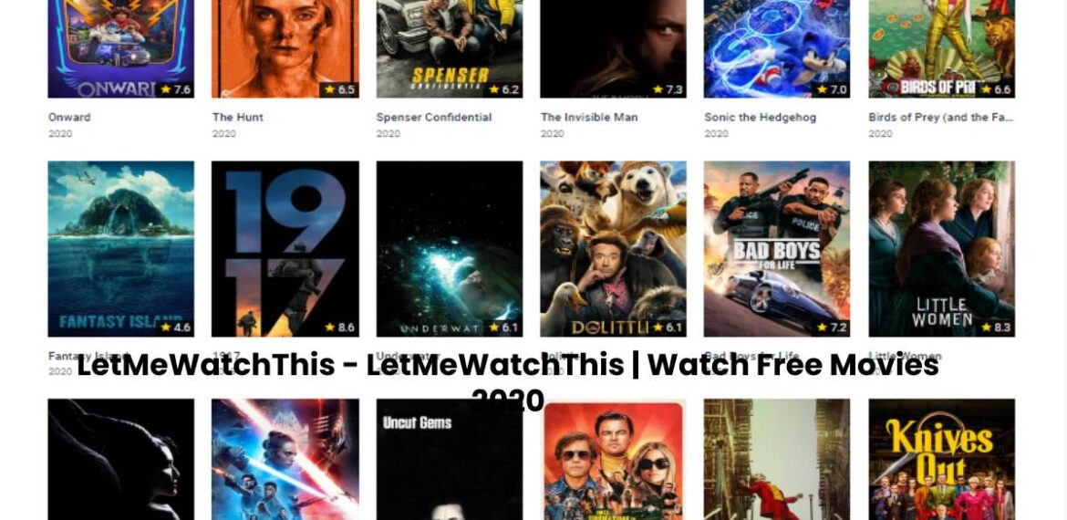 10 Sites Like LetMeWatchThis
