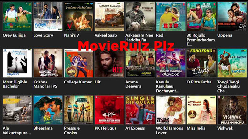 MovieRulz Plz – Latest Telugu Movies to Download HD in 2021